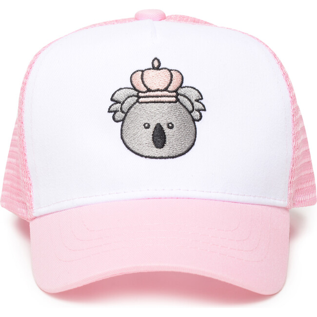 Koala Sun Hat, Pink