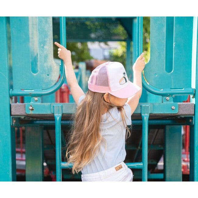 Sushi Kids Sun Hat, Pink