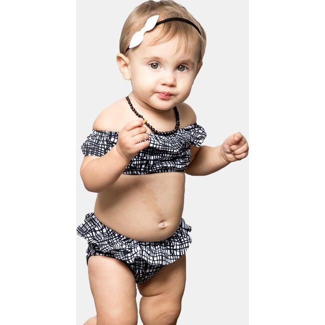 Luna Ruffle Bikini, Tangled