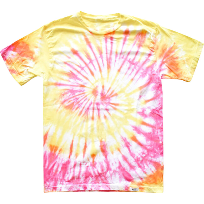 Adult T-Shirt, Yellow & Pink