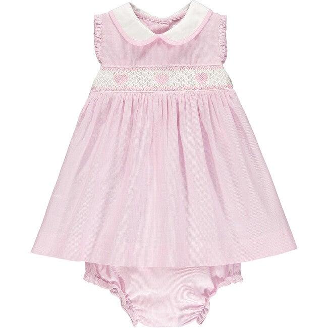 Sleeveless Baby Dress, Cupid