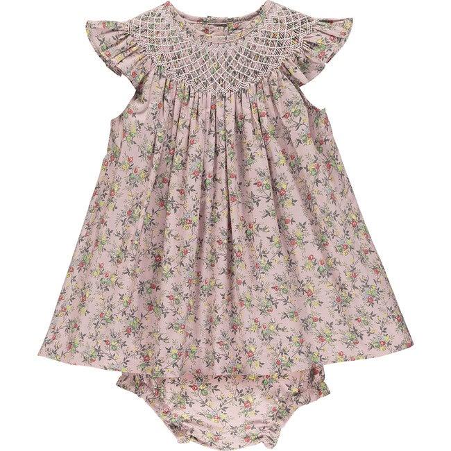Raglan Baby Dress, Leilani