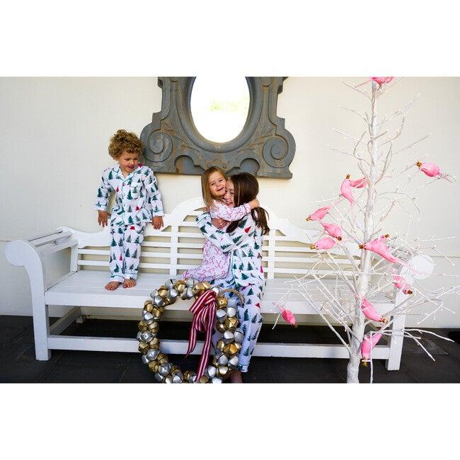 Shirt + PJ Pant Set, Christmas Tree