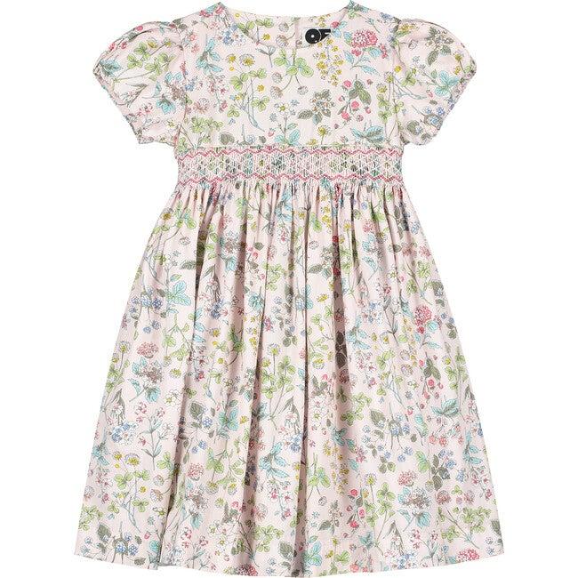 Puff Sleeve Dress, Meadow