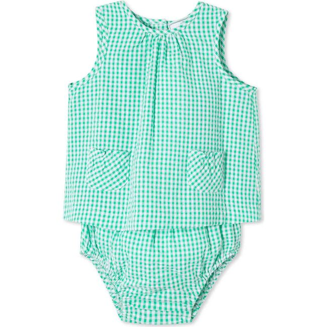 Sophie 2-Piece Sunsuit, Blarney and Bright White