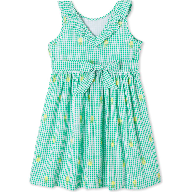 Avery Dress, Pineapple on Blarney