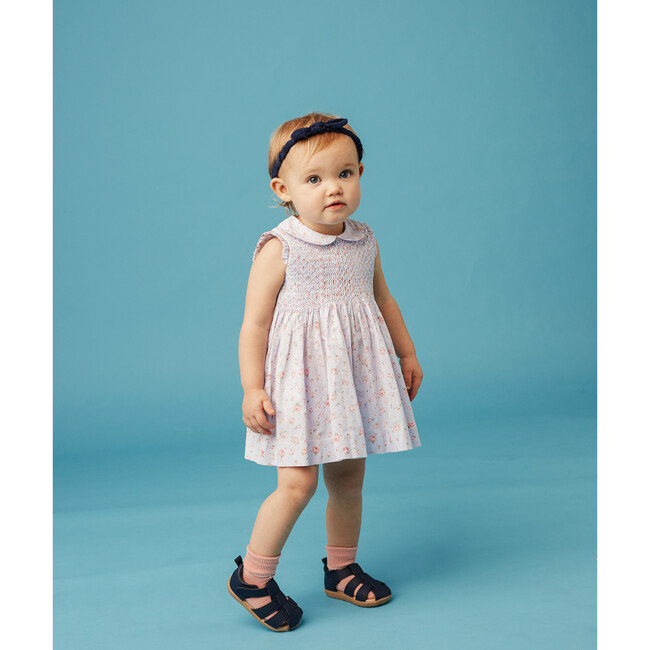 Classic Sleeveless Baby Dress, Ophelia