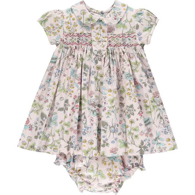 Buttons Baby Dress, Dolly