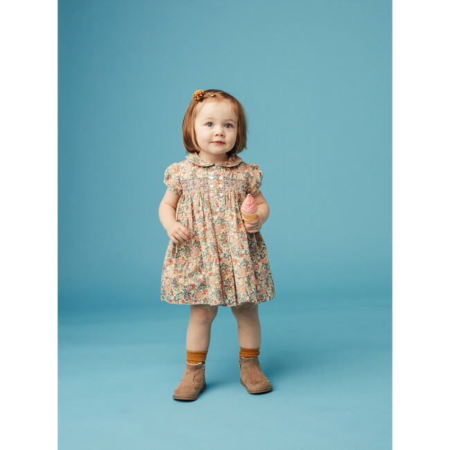 Buttons Baby Dress, Dixie