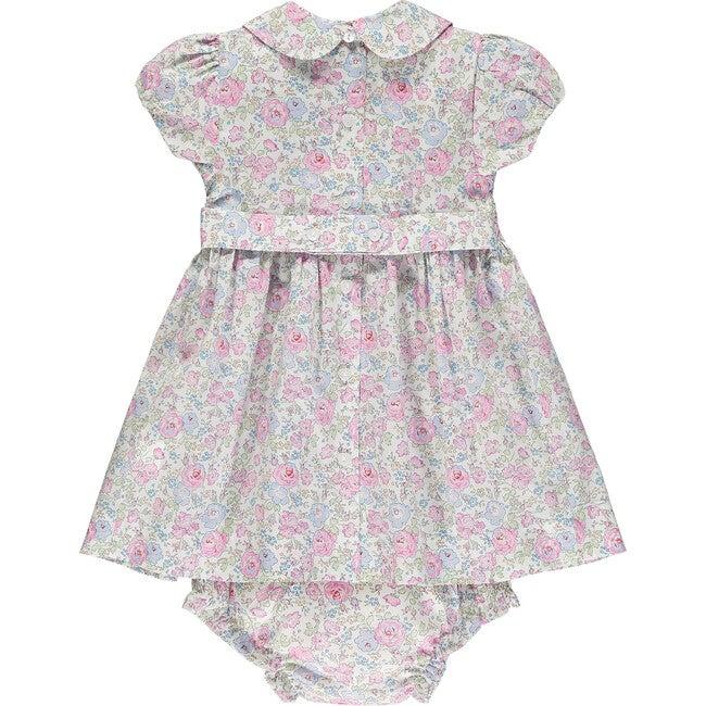 Liberty Classic Baby Dress, Solstice