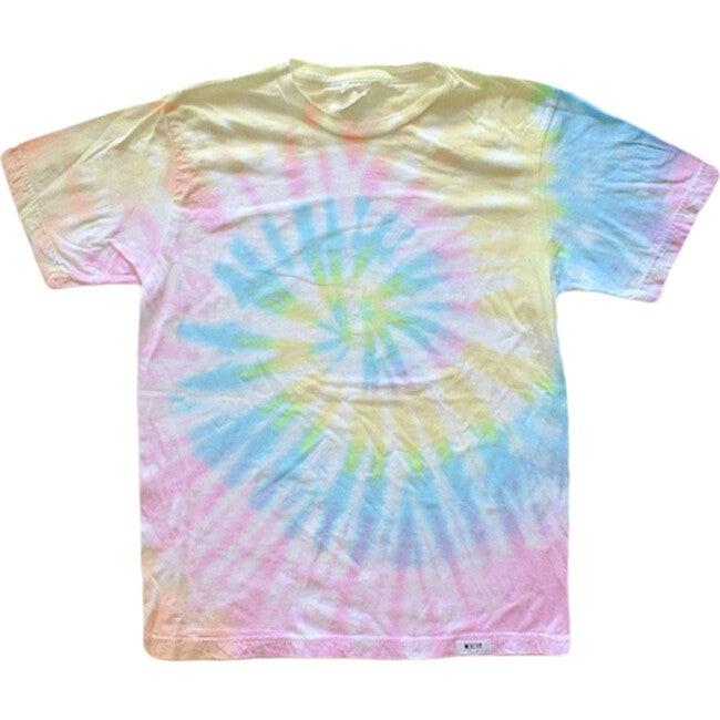 Adult Tie Dye T-Shirt, Pastel
