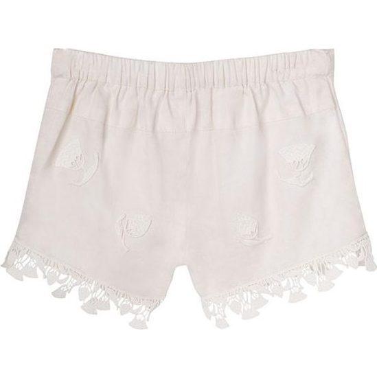 Amaya Short - Cream