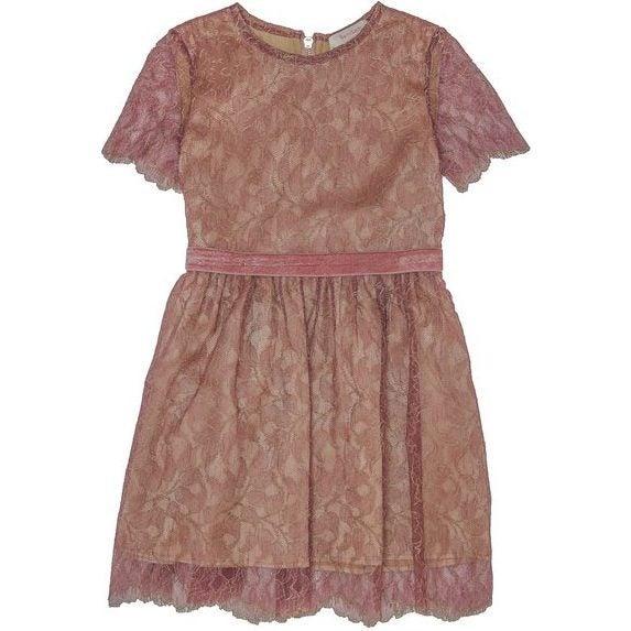 Dala Dress, Mauve