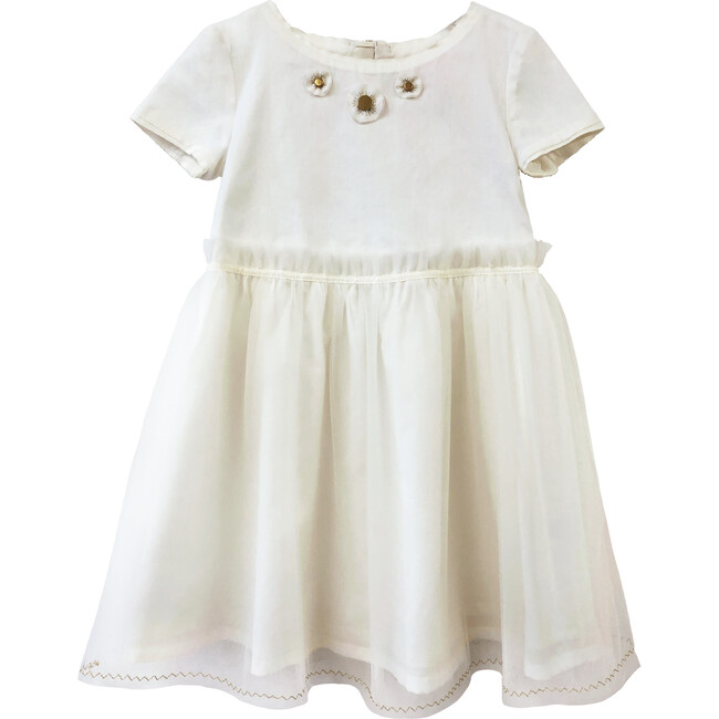 Aliyah Embroidered Dress