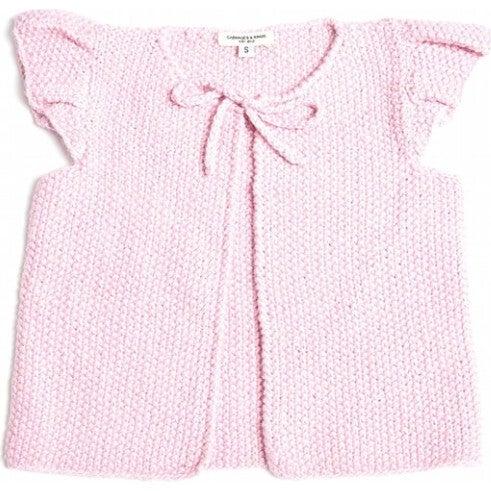 Pink Petal Vest