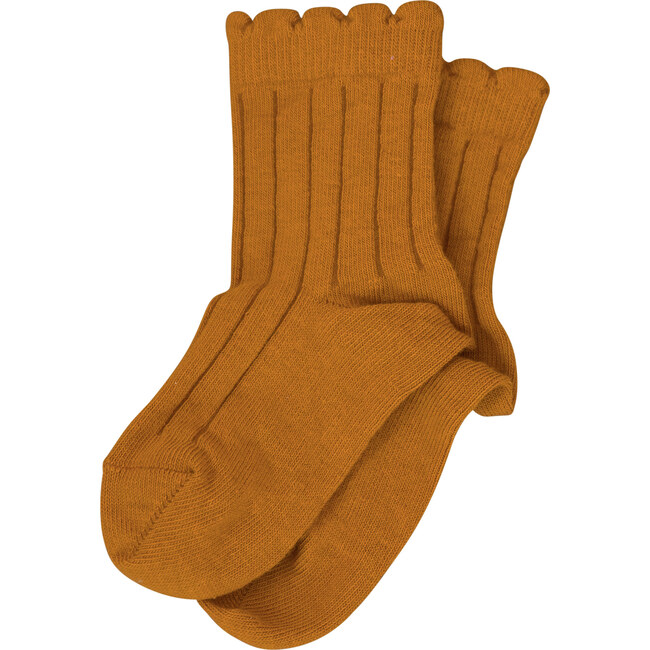 Willa Ankle Sock, Copper