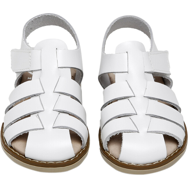 Momo Sandal, White