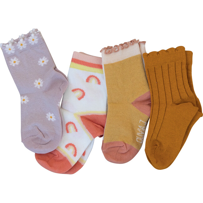 Ankle Sock Bundle, Multi
