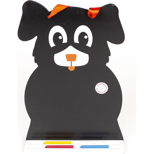 Chalkboard, Bingo the Dog