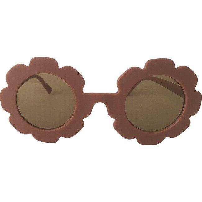 Flower Sunglasses, Auburn