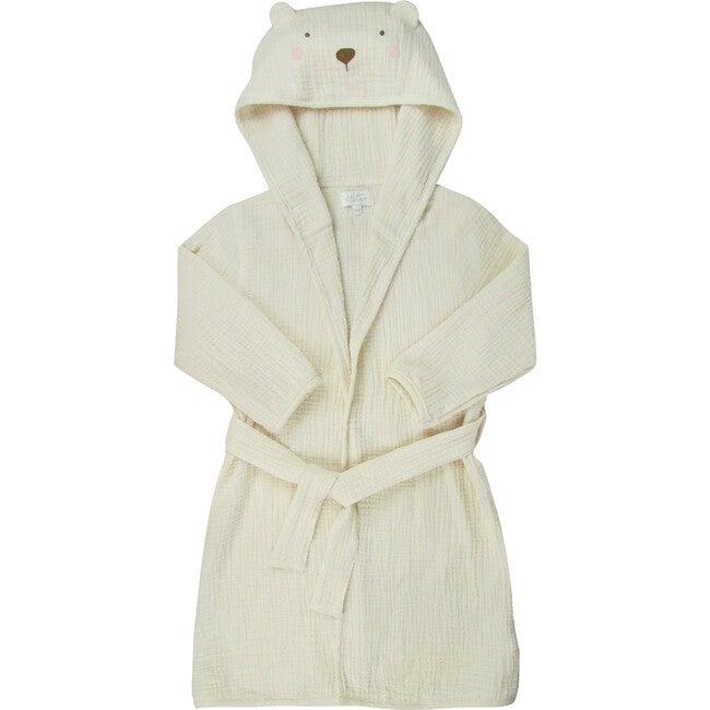 Bear Muslin Robe