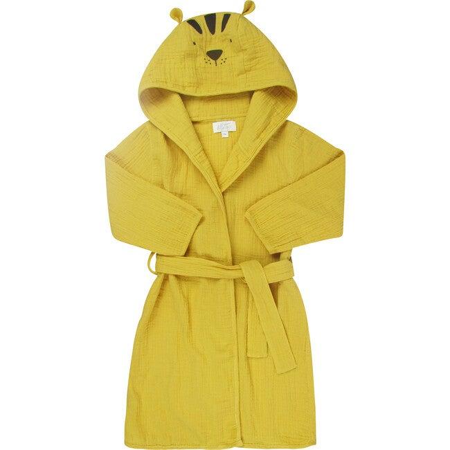 Tiger Muslin Robe