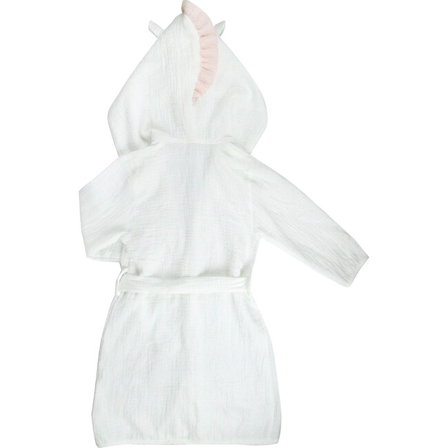 Unicorn Muslin Robe