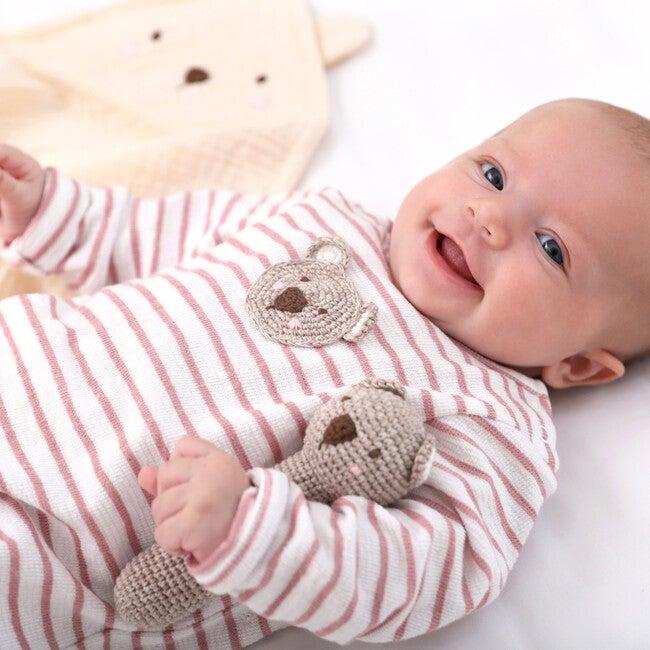 Crochet Bear Babygro