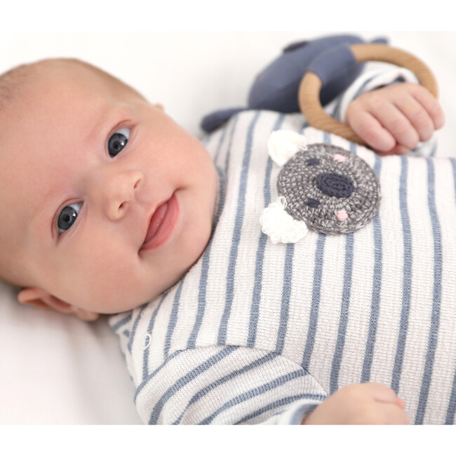 Crochet Snuggle Koala Babygro