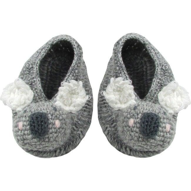 Crochet Koala Booties