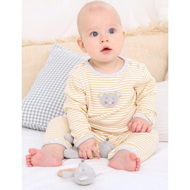 Crochet Mouse Babygro