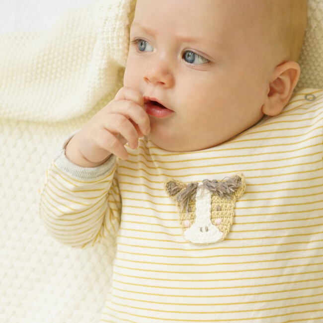 Crochet Horse Babygro