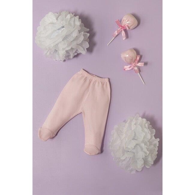Patisserie Lollypop Baby Pants (Set of 3), Pink