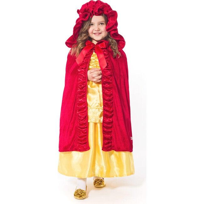 Deluxe Red Cloak