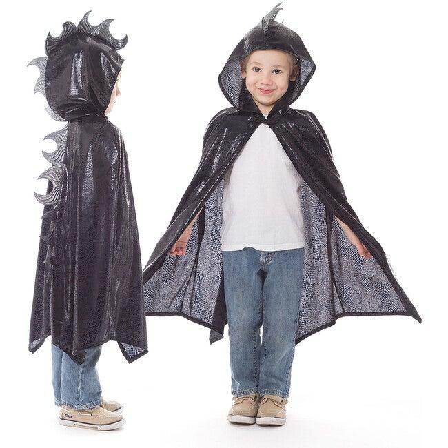 Black Dragon Cloak