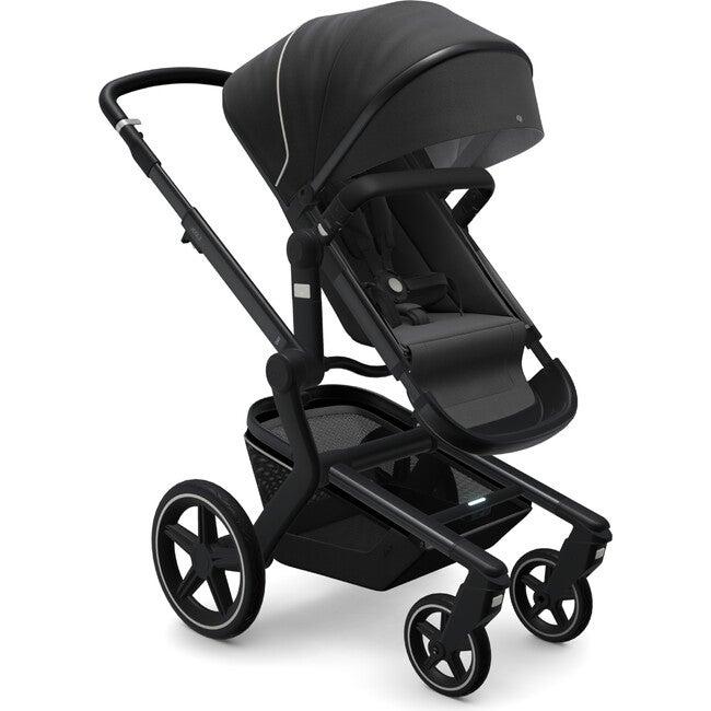 Day+ Complete Set Strollers, Brilliant Black