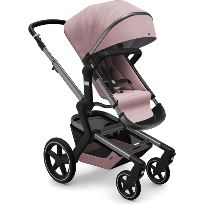 Day+ Complete Set Strollers, Premium Pink - Single Strollers - 1