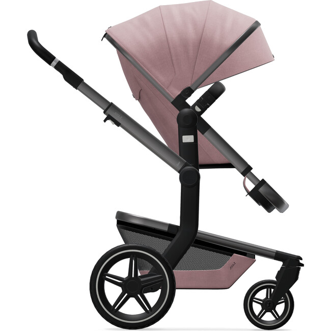 Day+ Complete Set Strollers, Premium Pink
