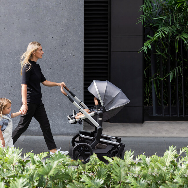 Day+ Complete Set Strollers, Gorgeous Grey