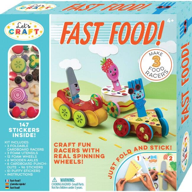 Fast Food Racers
