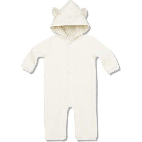 Bear Suit in Cream