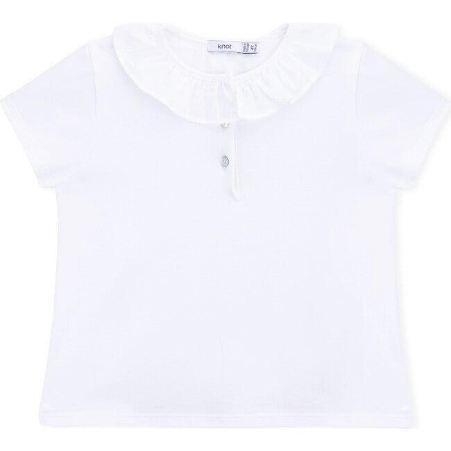 Leslie Polo, White