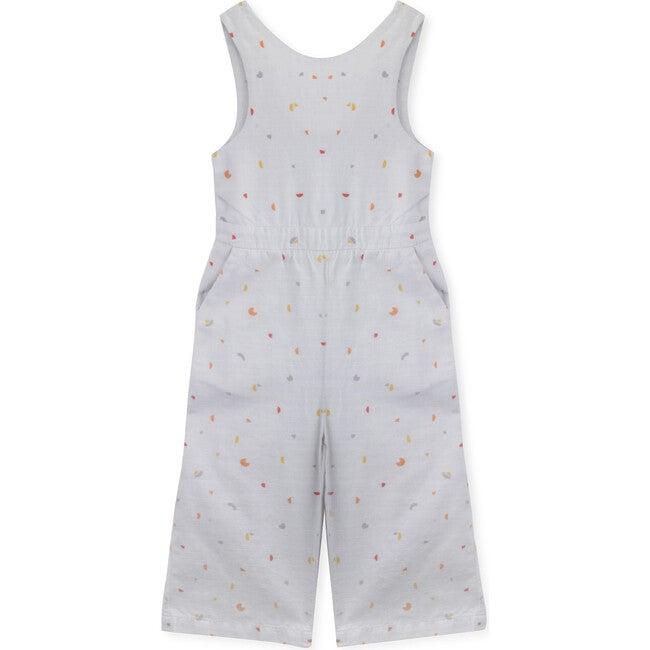 Music Cotton Jumpsuit, Multi