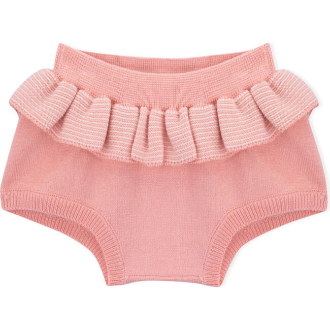 Tricot Sheri Baby Bloomers, Pink