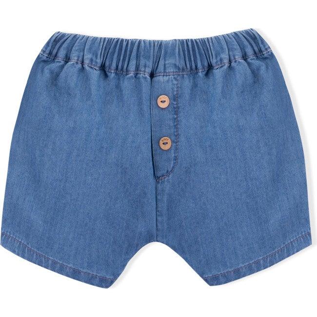 Baby Denim Eric Shorts, Blue