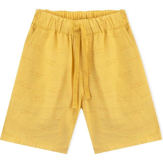 Jeffrey Shorts, Yellow