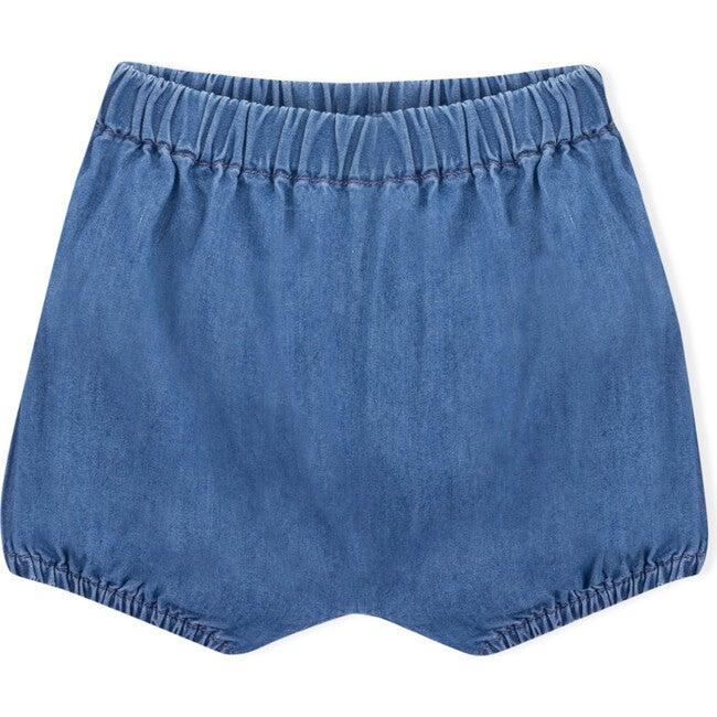Baby Denim Flynn Shorts, Blue