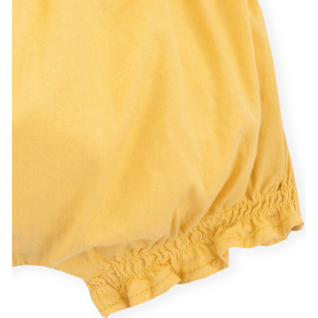 Baby Lori Shorts, Yellow