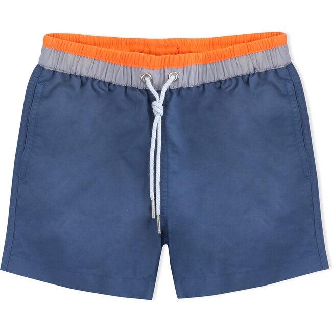 Swim Shorts, Blue