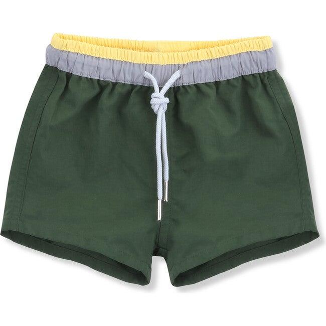 Baby Swim Shorts, Green